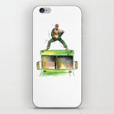 KEEN WOLF. iPhone & iPod Skin