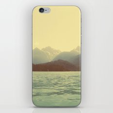 You are a ghost to me - Diablo Lake iPhone & iPod Skin
