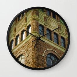 Back to Church Wall Clock