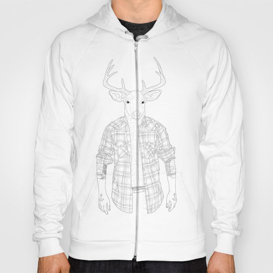 What the Deer ? Hoody