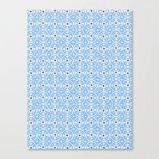 Block Print I Canvas Print