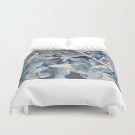 Let Go of Knowing Duvet Cover