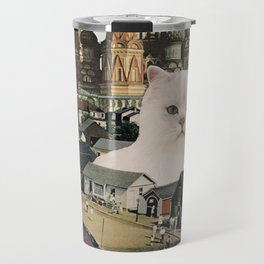Giant Cat Travel Mug