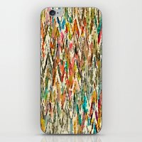 hippy iPhone & iPod Skins featuring Hippy Style by thinschi