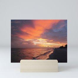Sensational Sanibel Sunset Mini Art Print