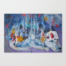 moondog Canvas Print