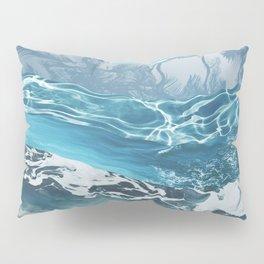 Sea abstract Pillow Sham
