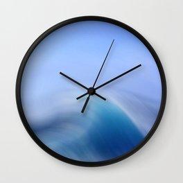 Surreal Waves 3 Wall Clock