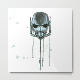 Antman Metal Print