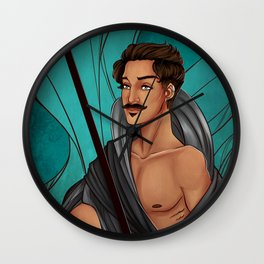 Dorian of House Pavus Wall Clock