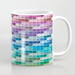 Test Print for Color Matching Coffee Mug