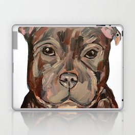 Sallie the dog Laptop & iPad Skin