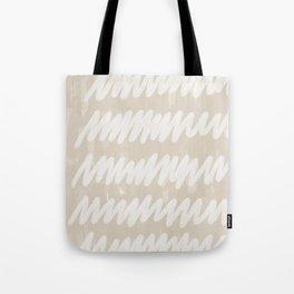 static grey Tote Bag
