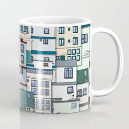 Small Part Of Town Ornament Coffee Mug