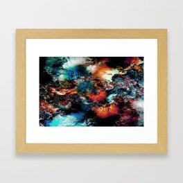 Choas Framed Art Print