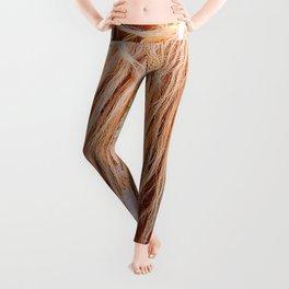 Beautiful Blond Mare Leggings