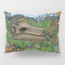 Colorado Natural History Pillow Sham