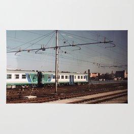 Padova Train Ride Rug