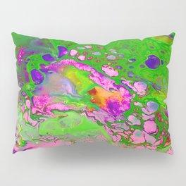 Green Acid Pillow Sham