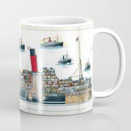 A British Liner Coffee Mug