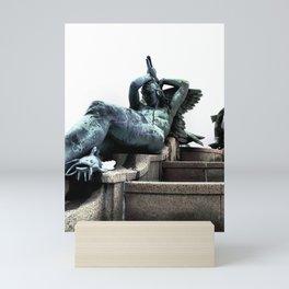 Capture the Prey Mini Art Print