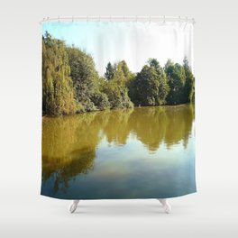 Autumn  Mood 5 Shower Curtain
