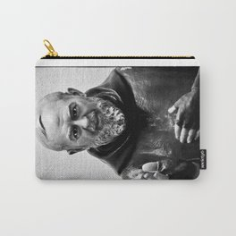 Padre Pio Carry-All Pouch