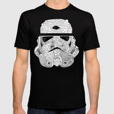 Gore Trooper Blk/Wht Black Mens Fitted Tee SMALL