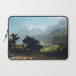 Albert Bierstadt Lake Lucerne Laptop Sleeve