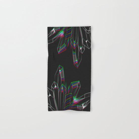 Aura Quartz Hand & Bath Towel