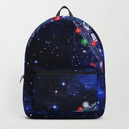 Tardis Neon Backpack