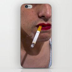 cigarette iPhone Skin