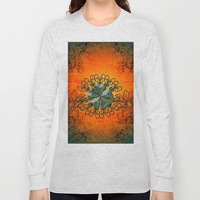 Decorative design Long Sleeve T-shirt