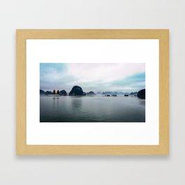 Ha Long Bay Framed Art Print
