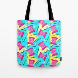 Memphis Sewing - Brights Tote Bag