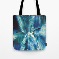 avatar Tote Bags featuring Avatar by Dallas Manicom