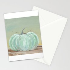 Ready for Fall Cinderella pumpkin Stationery Cards