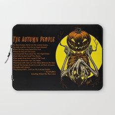 Autumn People 7 Laptop Sleeve