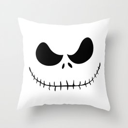 The Nightmare Before Christmas - Jack Skellington Throw Pillow