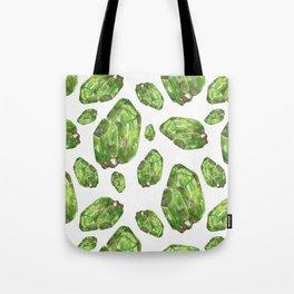 Peridot Tote Bag
