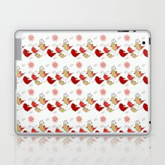 Cute birds pattern Laptop & iPad Skin