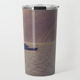 Swiss Boat Trip Travel Mug