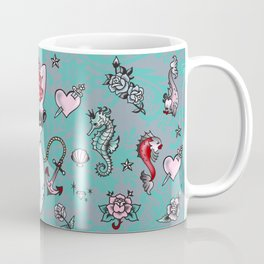 Molly Mermaid Coffee Mug