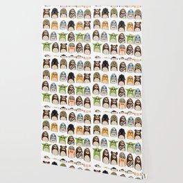 Science Fiction Sloths Wallpaper