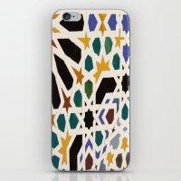 escher iPhone & iPod Skins featuring Escher Inspiration by Nancy Smith