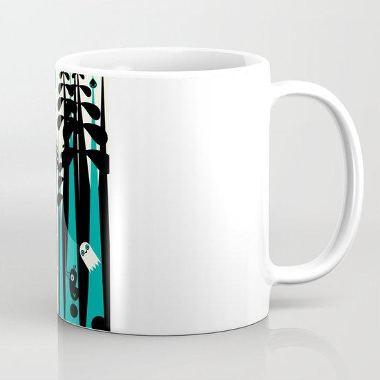 Time Alone Mug