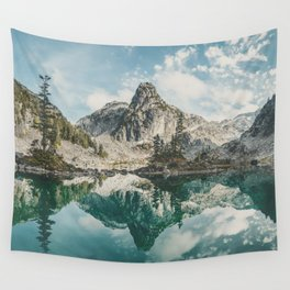 Watersprite Lake Wall Tapestry