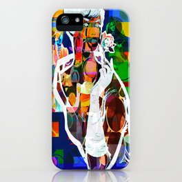 Agubeo Jinia iPhone Case