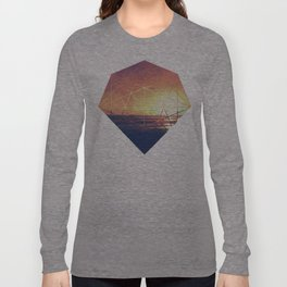 Sunrises Are Nature's Diamonds Long Sleeve T-shirt