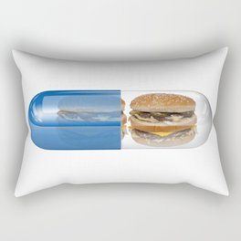 Diet Rectangular Pillow